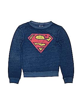 Superman Sweatshirt Size S (Youth)