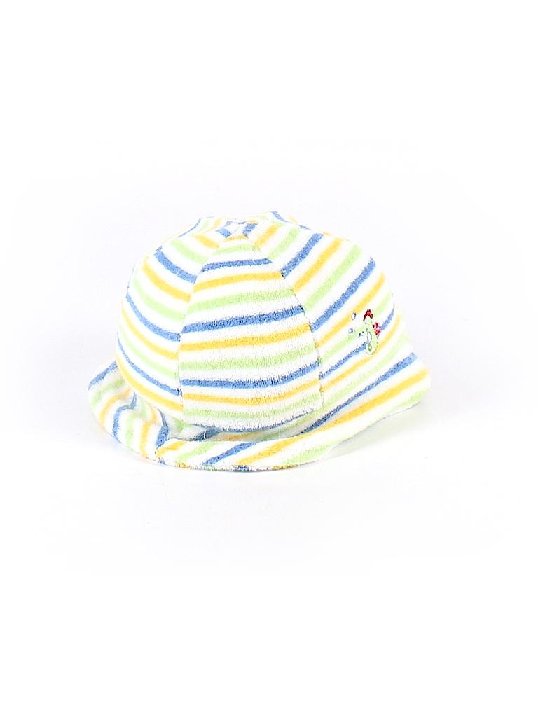 Kissy Kissy Stripes Graphic White Bucket Hat Size S (Infants) - 53 ... 6702f06bc8b