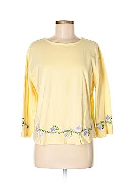 BEDFORD FAIR lifestyles Long Sleeve T-Shirt Size XL