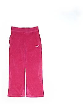 Puma Velour Pants Size 5T