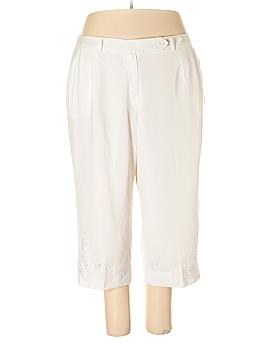 LARRY LEVINE for Dressbarn Dress Pants Size 24 (Plus)