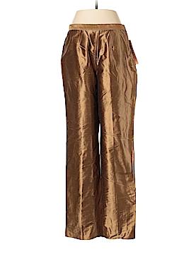 Nina Mclemore Silk Pants Size 8