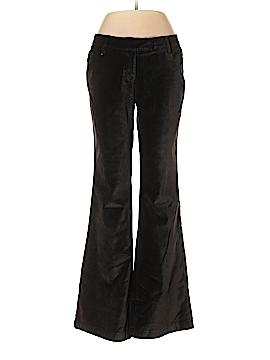 White House Black Market Velour Pants Size 6