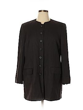 Rena Rowan for Saville Wool Blazer Size 14