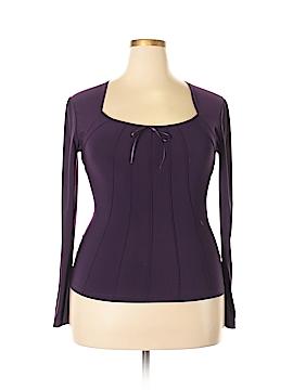 Vintage Suzie Long Sleeve Top Size L