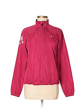 Brooks Track Jacket Size S