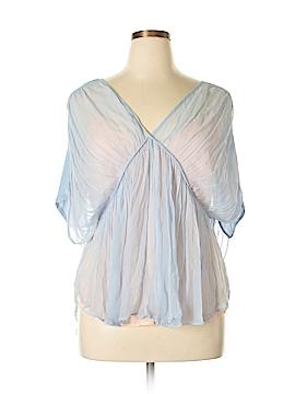 Floreat Short Sleeve Blouse Size L