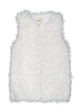 Cherokee Faux Fur Vest Size L (Kids)