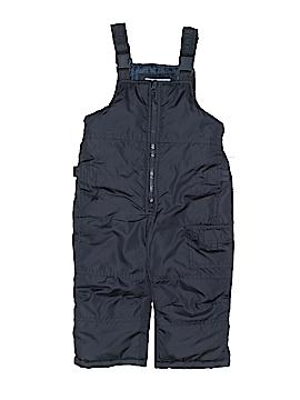 London Fog Snow Pants With Bib Size 24 mo