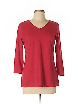 Pendleton 3/4 Sleeve T-Shirt Size L