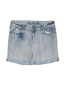 Vanilla Star Denim Shorts Size 13
