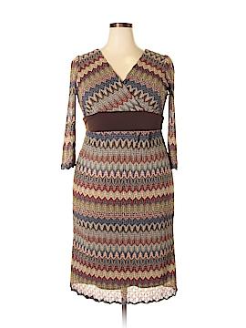 CHRIS McLaughlin Casual Dress Size 14