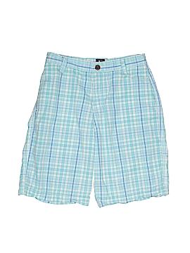 JK Kids Khaki Shorts Size 16