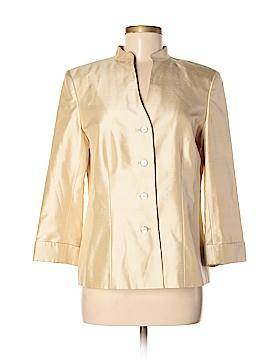 Dana Buchman Silk Blazer Size 8