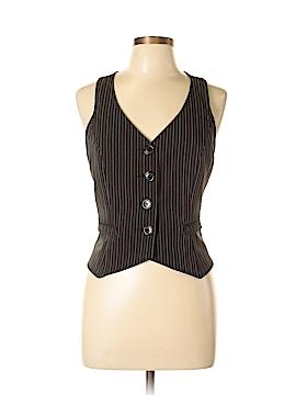 Tracy Evans Tuxedo Vest Size 9