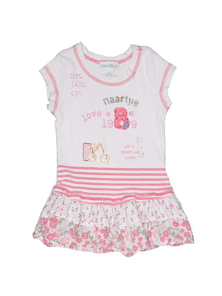 Naartjie Kids Girls Dress Size 3T