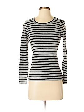 Caslon Long Sleeve T-Shirt Size S (Petite)