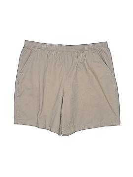 White Stag Khaki Shorts Size 18 (Plus)