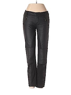 Zara Faux Leather Pants Size 2