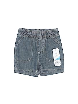 Jumping Beans Denim Shorts Size 9 mo
