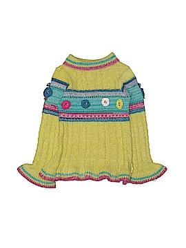 Deux Par Deux Pullover Sweater Size 7Y