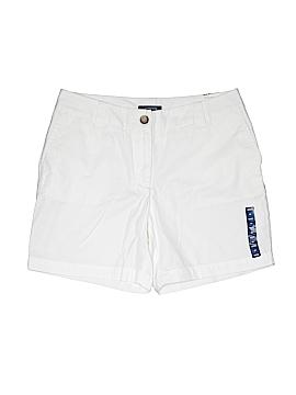 Lands' End Khaki Shorts Size 8 (Petite)