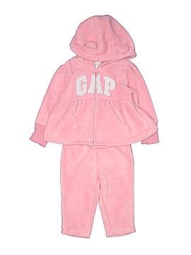 Baby Gap Fleece Jacket Size 6-12 mo