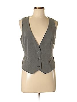 New York & Company Tuxedo Vest Size 10