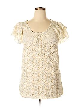 Rue21 Short Sleeve Blouse Size XL