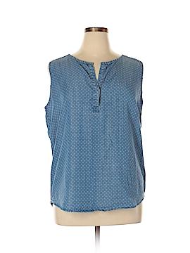 Grand & greene Sleeveless T-Shirt Size L