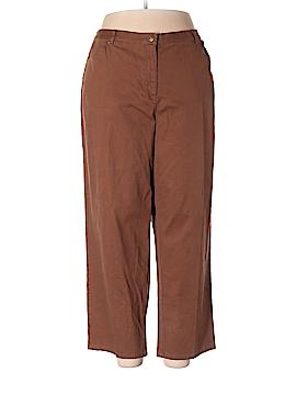 Ruby Rd. Khakis Size 20 (Plus)