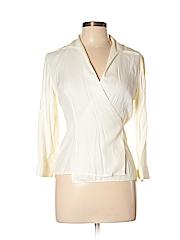 B. Moss Women Long Sleeve Blouse Size P - Sm