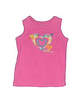 Jumping Beans Sleeveless T-Shirt Size 6