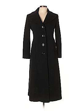 DKNY Wool Coat Size 6 (Petite)