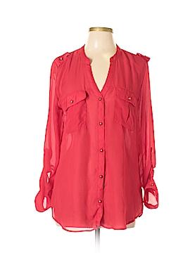 Penelope Long Sleeve Blouse Size L