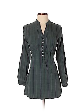 Antilia Femme Long Sleeve Button-Down Shirt Size S