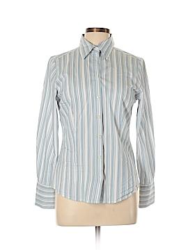 Ann Taylor Factory Long Sleeve Button-Down Shirt Size 10