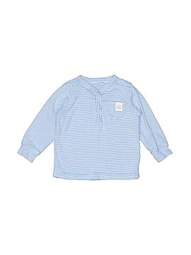 Carter's Short Sleeve Henley Size 6 mo