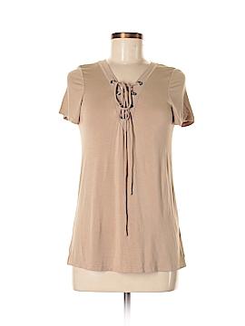 Lulu's Short Sleeve Top Size S
