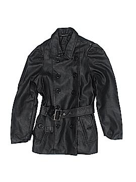 JouJou Faux Leather Jacket Size 7/8