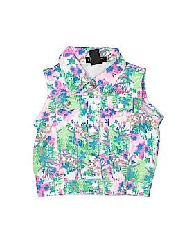 Baby Phat Denim Vest Size 4T