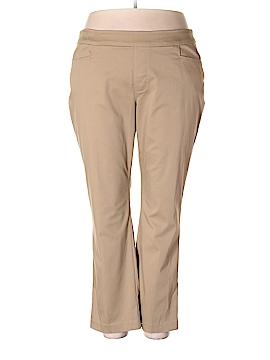 Unbranded Clothing Khakis Size 22 (Plus)