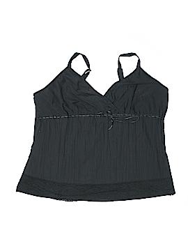 Unique Sleeveless Blouse Size 2X (Plus)