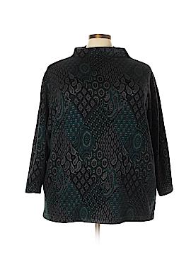 Venezia Pullover Sweater Size 28 (Plus)