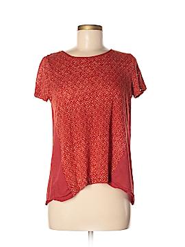 Ralph Lauren Short Sleeve Blouse Size M