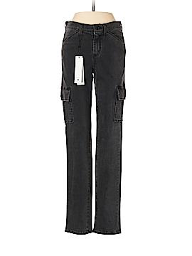 Second Yoga Jeans Jeans 26 Waist