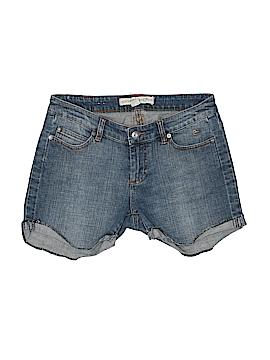 Ecko Red Denim Shorts Size 7