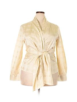 Jones New York Signature Long Sleeve Blouse Size XL