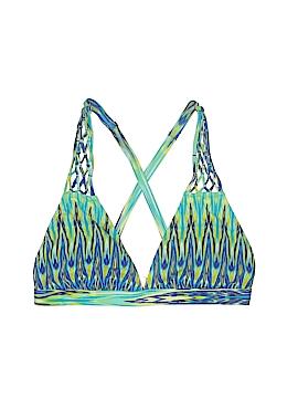 Bleu Rod Beattie Swimsuit Top Size 8