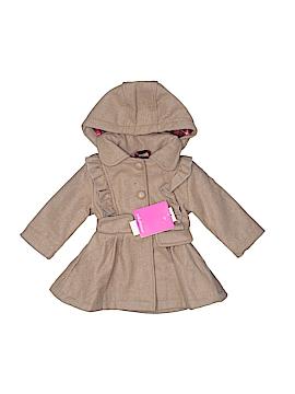 Pink Platinum Coat Size 12 mo